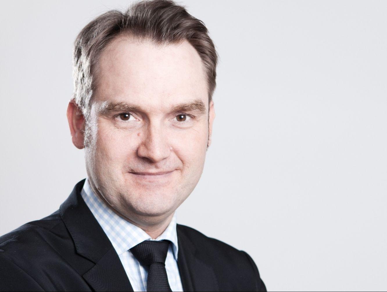 Porträt Dr. Oliver Grün, Präsident des Bundesverband IT-Mittelstand e. V. (BITMi)
