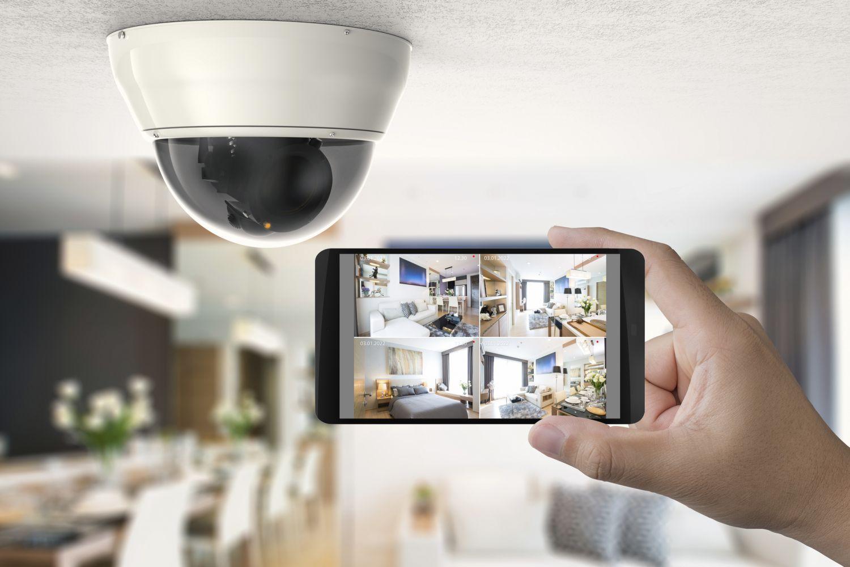 Mehr Sicherheit  durch digitale  Home-Überwachung